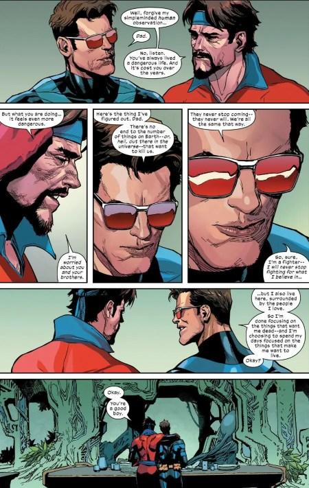 X-Men #1 Highlight