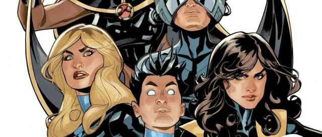 X-Men/Fantastic Four #1 Cover