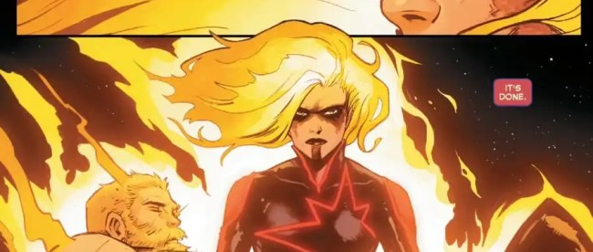 Captain Marvel #12 Review