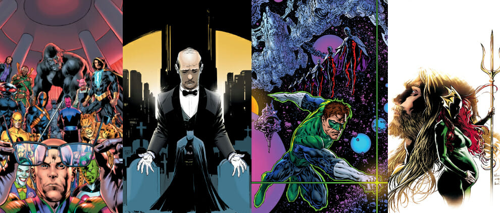 DC Comics February 2020 Solicitations Analysis