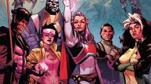 Marvel Comics Excalibur #1 Review
