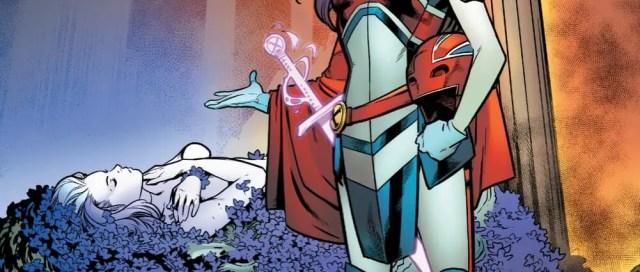 Marvel Comics Excalibur #1 Review