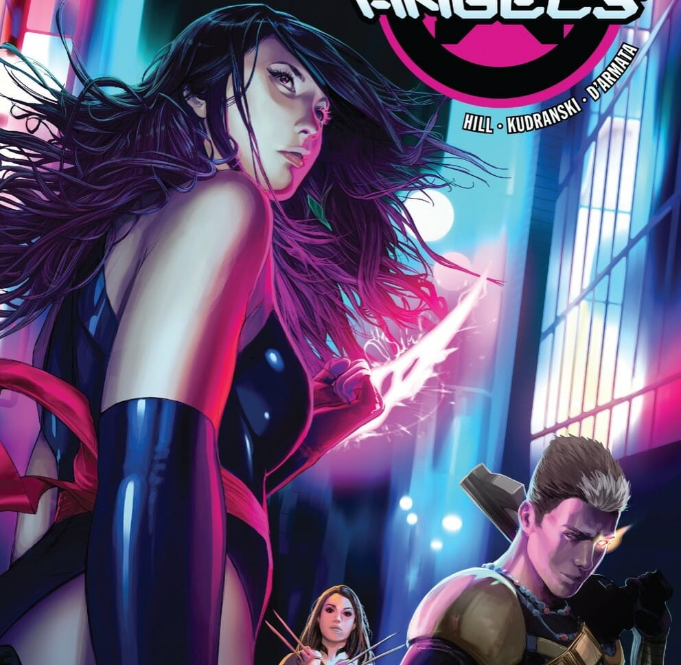 Marvel Comics Fallen Angels #1 Review