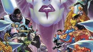 DC Comics Justice League #36 Review