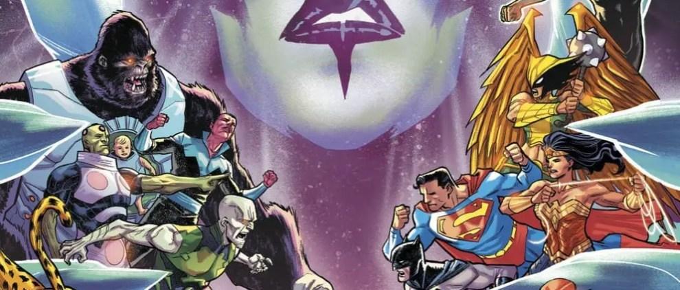 DC Comics Justice League #36 Review