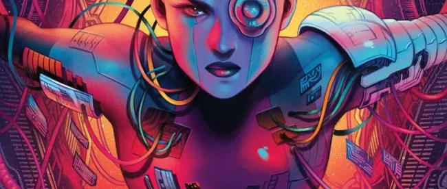 Nebula #1 Cover