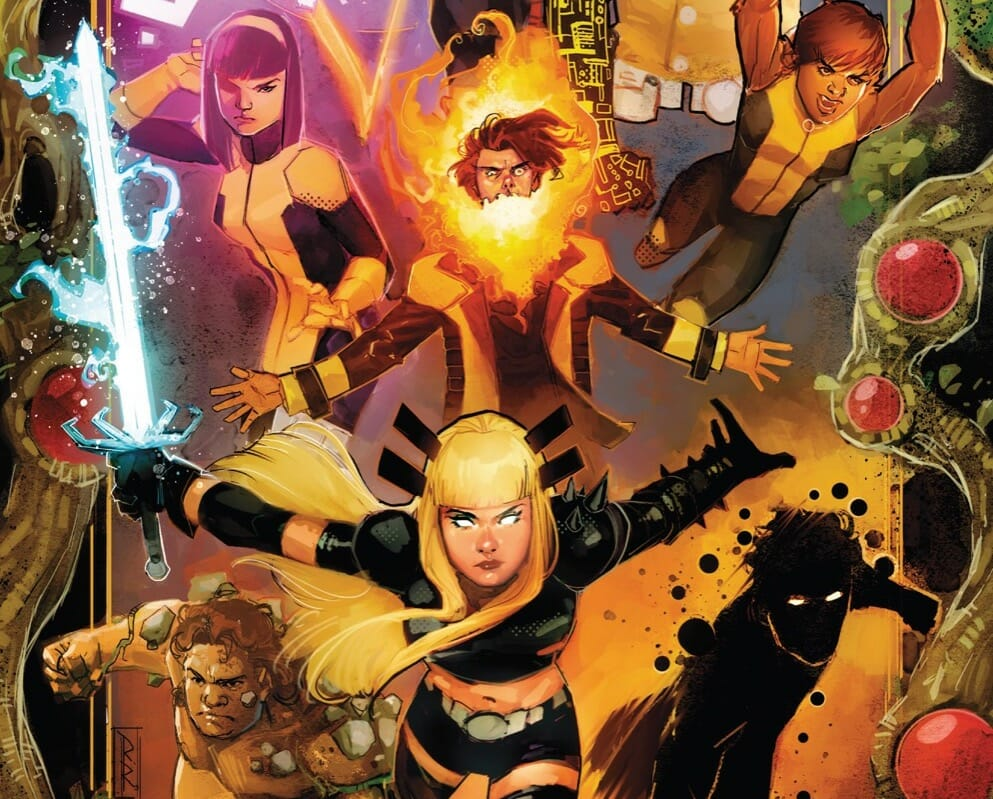 Marvel Comics New Mutants #1 Review