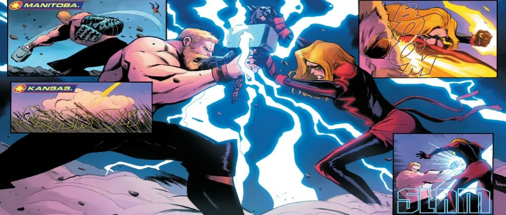 Top Comic Book Moments For November 2019