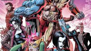 Marvel Comics X-Force #1 Review