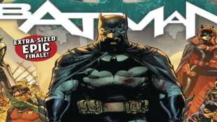 "Batman #85: ""City of Bane"" Conclusion"