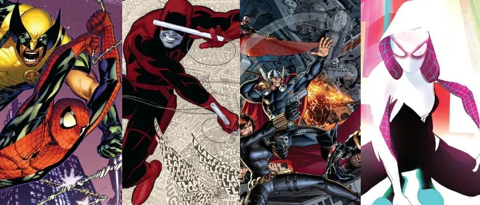 Top Comic Books Of The Decade (2010-2019): Marvel Comics