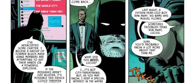 Detective Comics #1017 Review