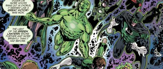 Green Lantern Multiverse GLC Assemble