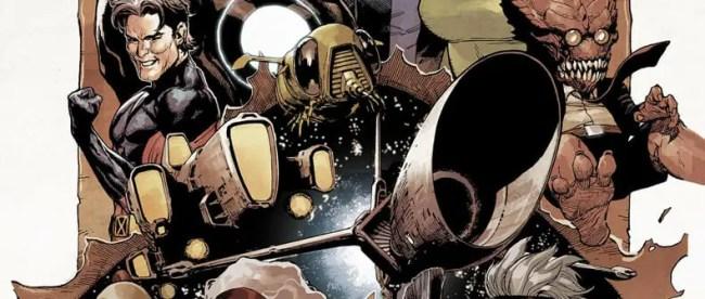 X-Men #9 Cover