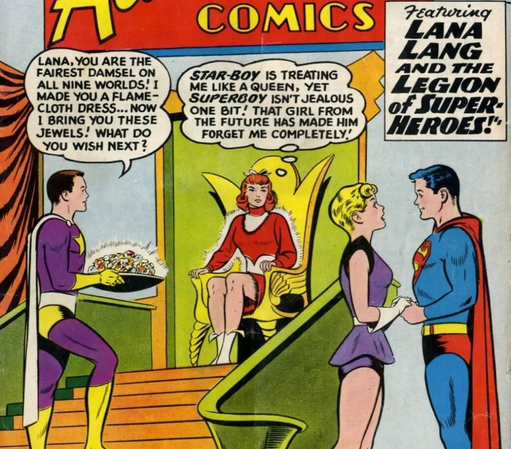 Adventure Comics #282 Review