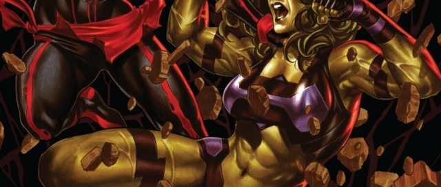 Captain Marvel #14 Cover