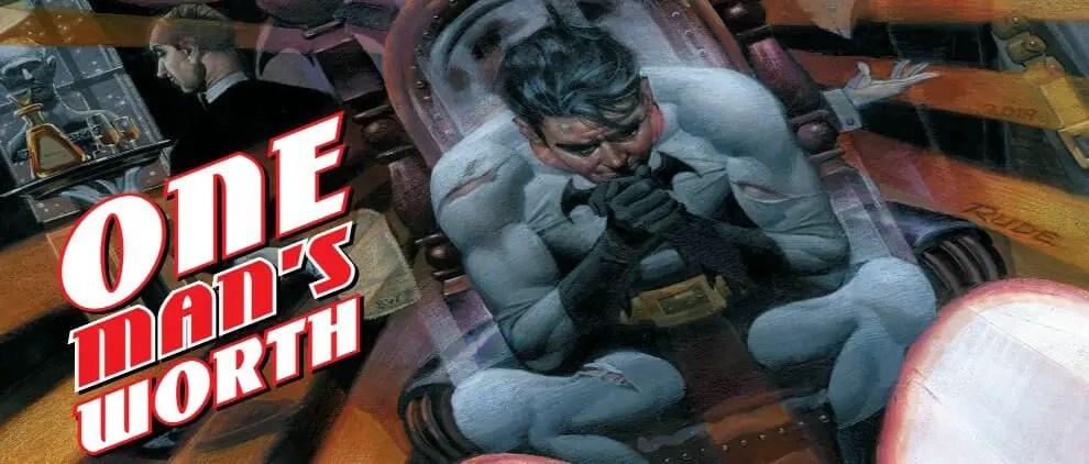 Detective Comics Annual #3 Review