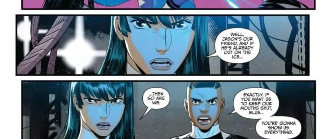 Go Go Power Rangers #27 Review