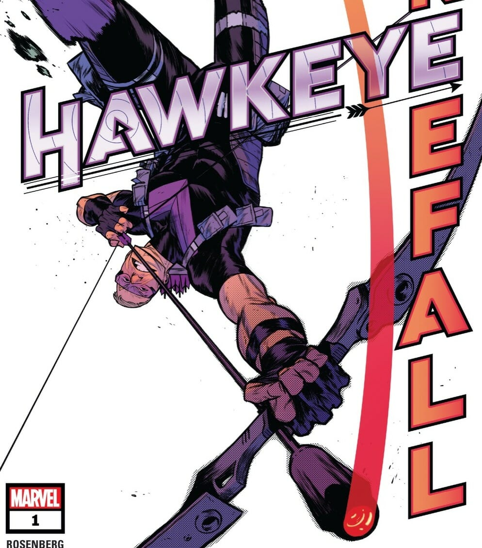 Marvel Comics Hawkeye: Freefall #1 Review