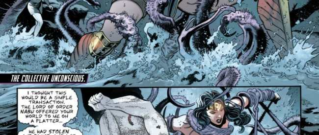 Justice League Dark #18 Review