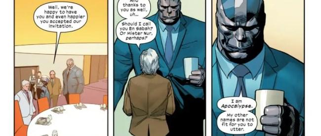 X-Men #4 Review