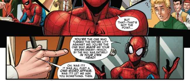 Amazing Spider-Man #39 Review