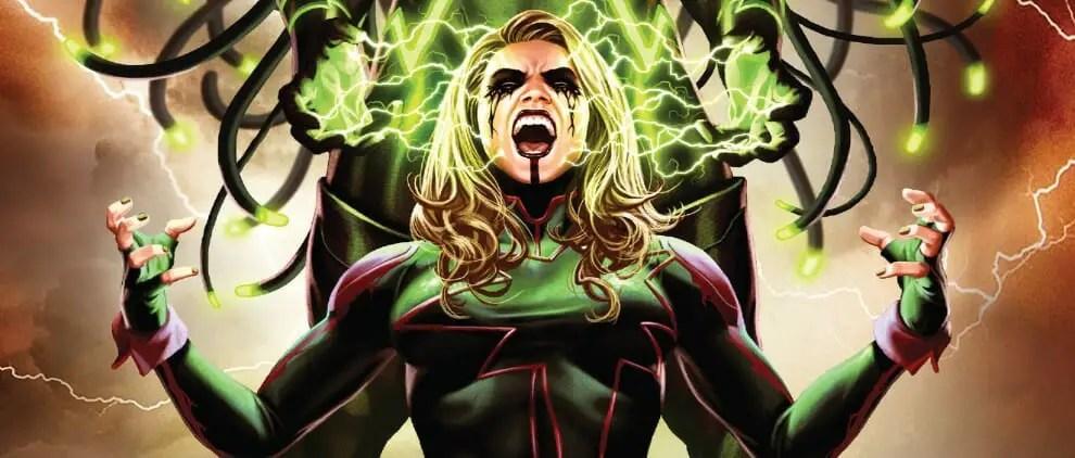 Captain Marvel #15 Review