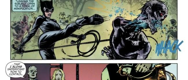 Catwoman #20 Raina Creel Plan