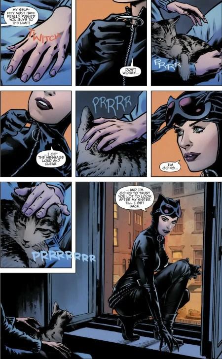 Catwoman 20 Selina Kyle Regains Confidence