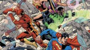 DC Comics Justice League #40 Review