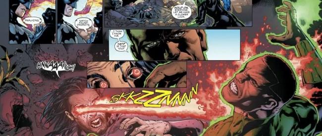 DC Comics Justice League #40 Review