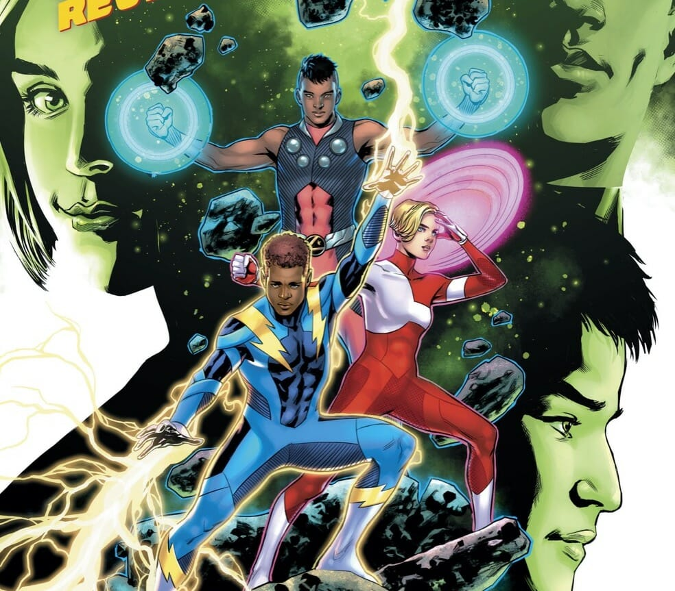 DC Comics Legion of Super-Heroes #4 Review