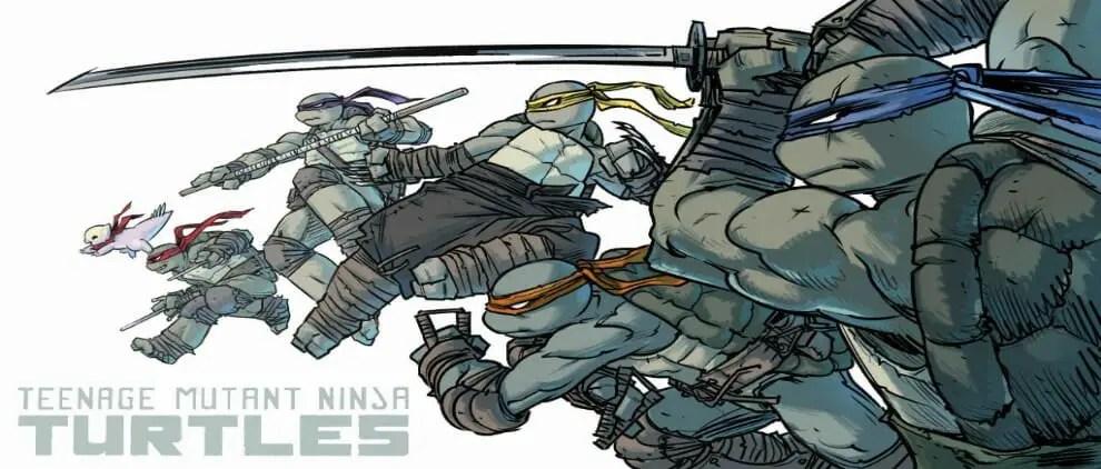 Buy Or Skip: Sophie Campbell's Teenage Mutant Ninja Turtles