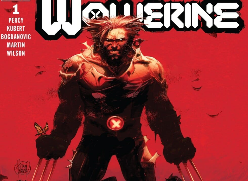 Marvel Comics Wolverine #1 Review
