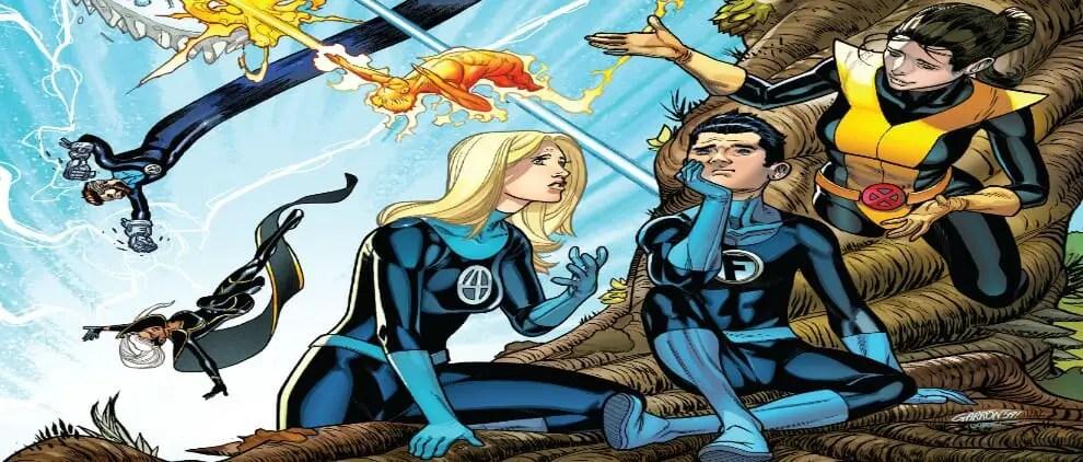 X-Men/Fantastic Four #1 Review
