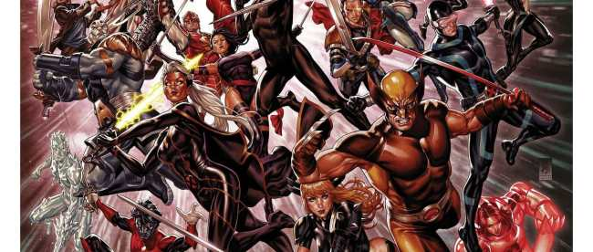 X-Men X Of Sword Promo