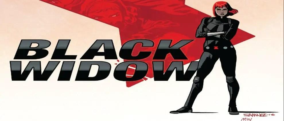 Comic Book Starter Guide: Black Widow Natasha Romanoff
