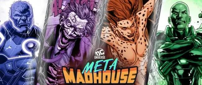 C2E2 2020 DC Comics Meta Madhouse