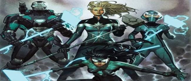 Captain Marvel #20 Feature