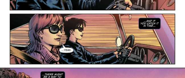 Catwoman #21 Selina And Maggie Kyle