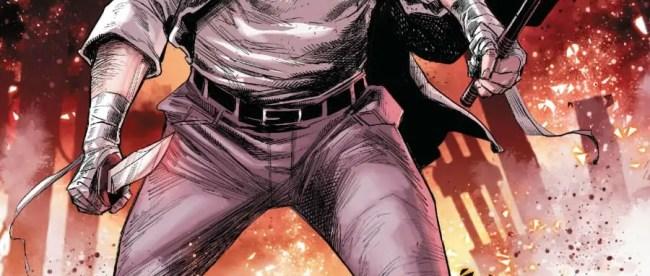 Daredevil #19 Matt Murdock Returns