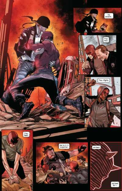 Daredevil #19 Moment