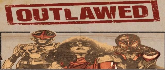 Marvel Outlawed New Civil War