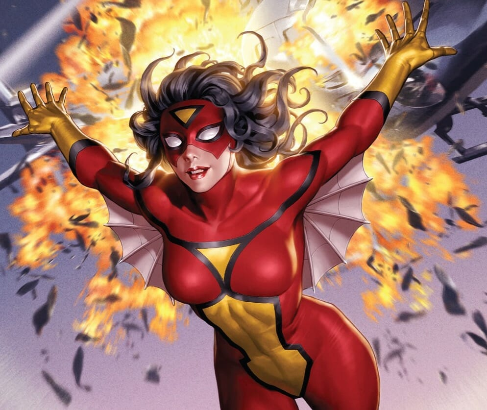 Marvel Comics Spider-Woman #1 Review