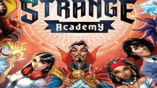 Strange Academy #1 Review