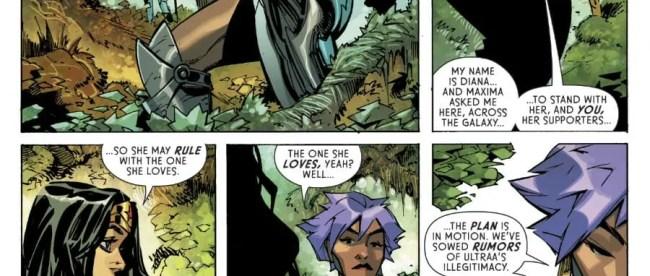 Wonder Woman #754 Primaa