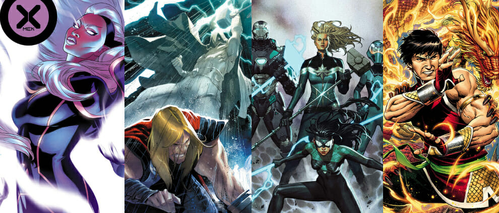 Marvel Comics June 2020 Solicitation Analysis