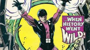 Cosmic Boy Legion of Super-Heroes