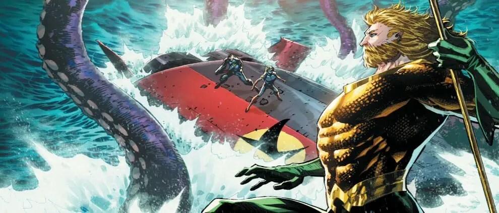 Aquaman: Deep Dives #2 Review