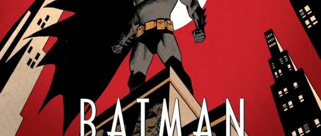 Batman The Adventure Continues Chapter 1 Cover